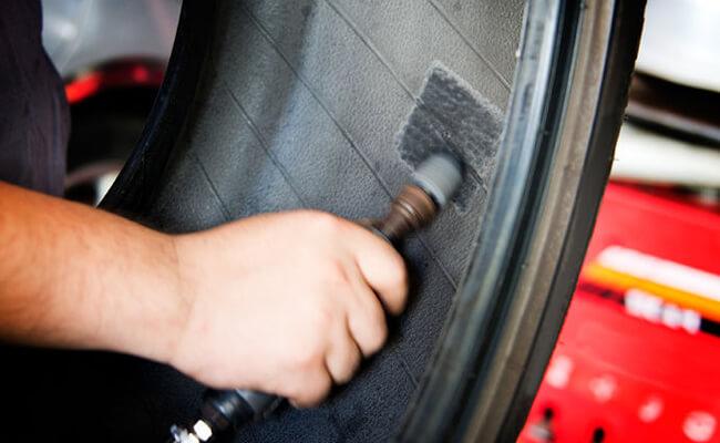 Tyre Repair By Independent Tyre Services Marlborough Ltd In Blenheim NZ
