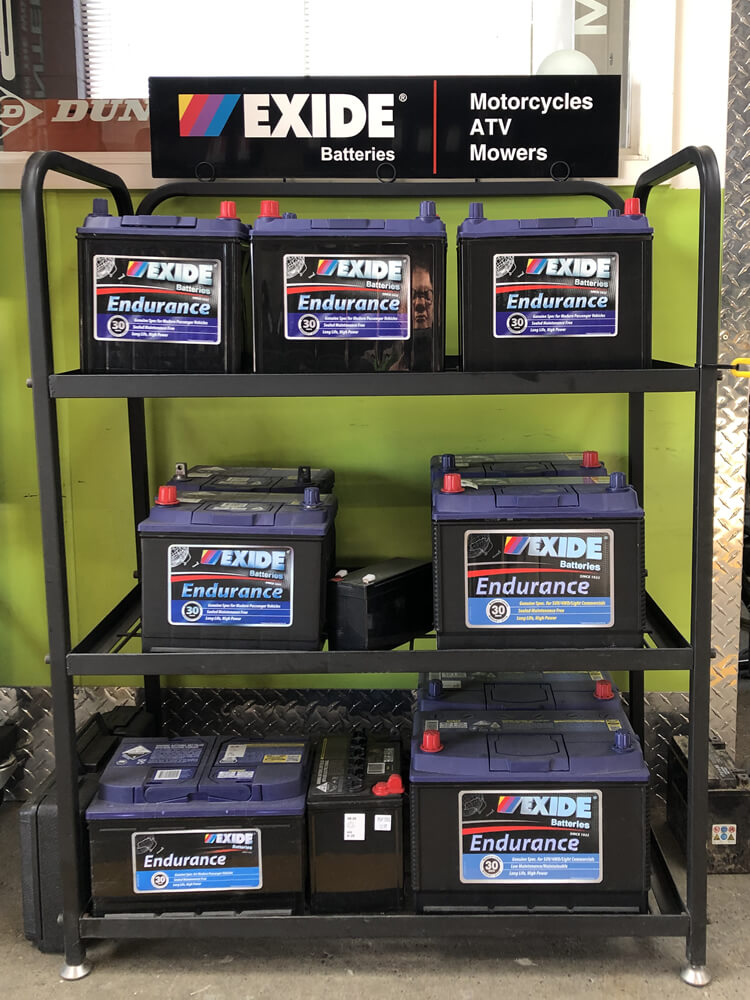 Exide Batteries Are Sold By Independent Tyre Specialists Marlborough Ltd In Blenheim NZ
