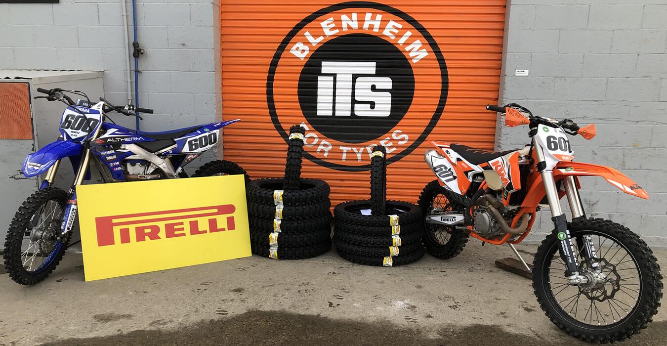 Motorbike Tyre Repairs By Independent Tyre Services Marlborough Ltd In Blenheim NZ
